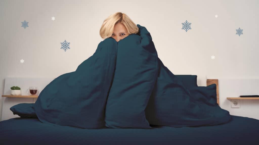 warm dekbed